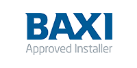 baxi approved installer gas fast logo