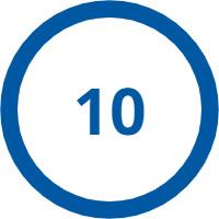 10 rating checkatrade